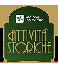 Logo 'Attività storiche di Regione Lombardia'
